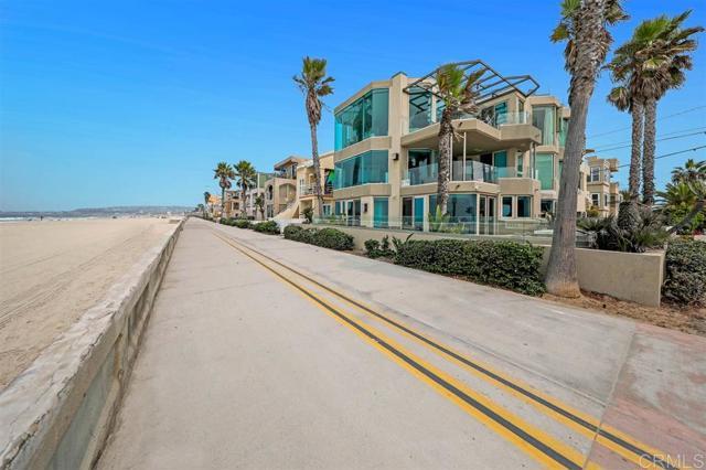 3373 Ocean Front Walk, San Diego, CA 92109