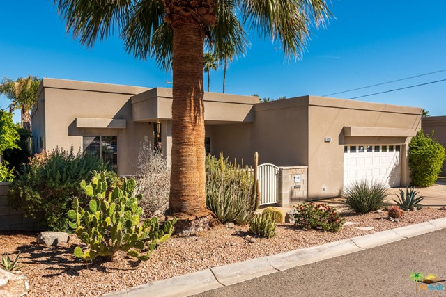 First time on market. Semi-custom built home in 2004. 3 bedrooms, 3 baths, open great-room. Gourmet kitchen, Oversized 2 car garage. Leased solar for about 200.00 per month set rate. Completely titled home, 2 master suites. Beautiful pool / spa and outdoor space for your enjoyment. This home is located in the upper Cathedral City Cove. One of the least windy areas of Coachella Valley. Minutes away from Palm Springs, Palm Desert and all the valley has to offer. Just down the hill is City Hall, the Mary Pickford Theater, CV Rep and the New Casino. Hiking just a short walk away! This is one you don't want to miss. Make your appointment today to see this great home.