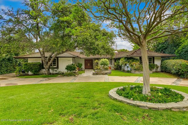 1680 Oak Grove Avenue, San Marino, CA 91108
