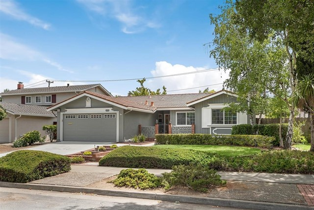 1498 Tartarian Way, San Jose, CA 95129