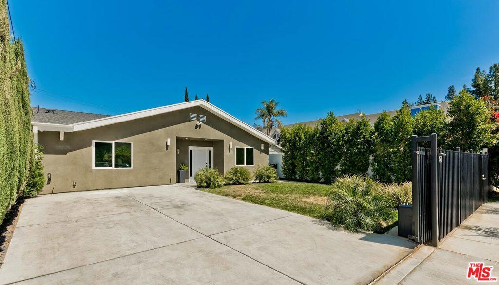 15727     Marlin Place, Van Nuys CA 91406