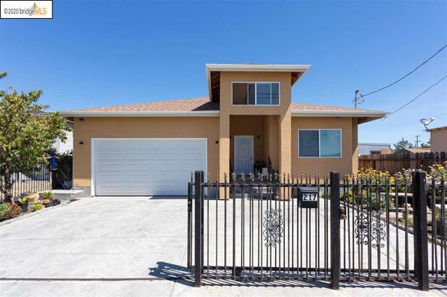 217 Vernon Ave, Richmond, CA 94801