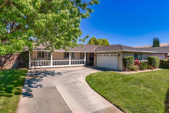 2841 Evergreen Way, San Jose, CA 95121