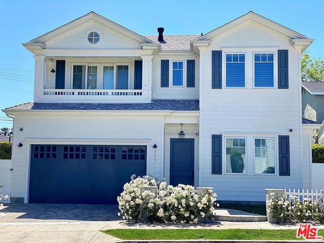757 HARTZELL Street, Pacific Palisades, CA 90272