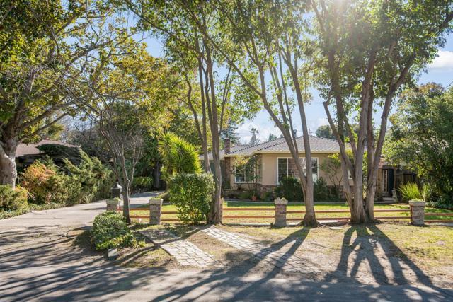 3805 Magnolia Drive, Palo Alto, CA 94306