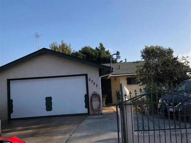 5733 Division Street, San Diego, CA 92114