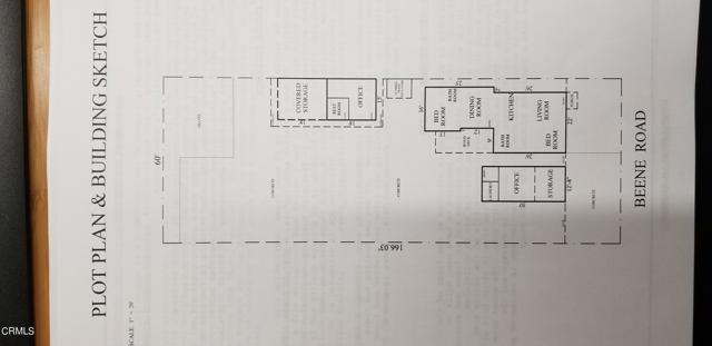 Beene plot map