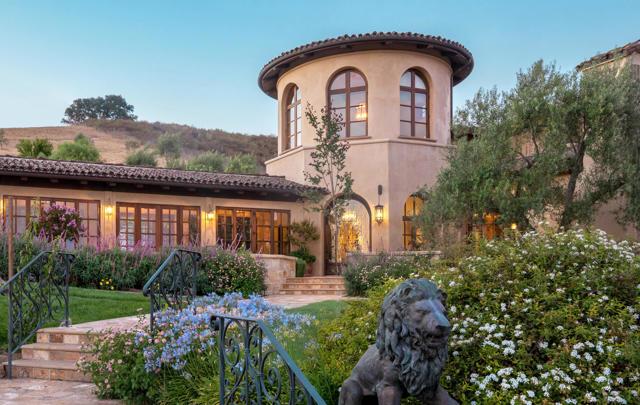 3071 Via De Los Ranchos Road, Santa Ynez, CA 93460