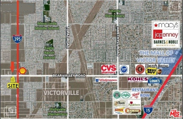 12101 BEAR VALLEY Road, Victorville, CA 92392