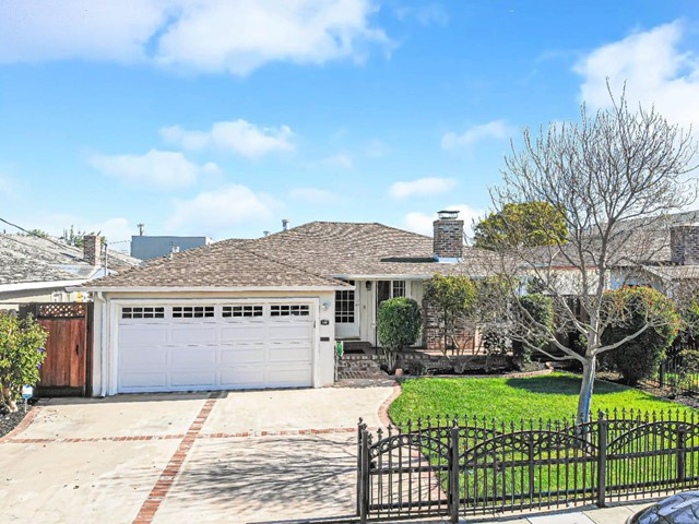 128 N IDAHO Street, San Mateo, CA 94401
