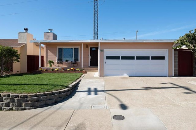 455 Gardenside Avenue, South San Francisco, CA 94080