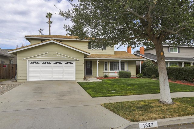1827 Frobisher Way, San Jose, CA 95124