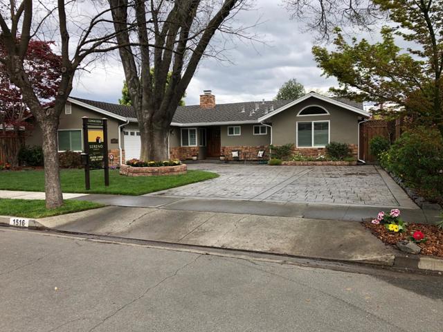 1516 San Gabriel Way, San Jose, CA 95125