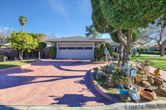 14876 Herchell Drive, San Jose, CA 95127