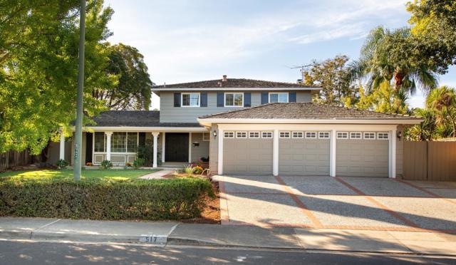 517 Levin Avenue, Mountain View, CA 94040