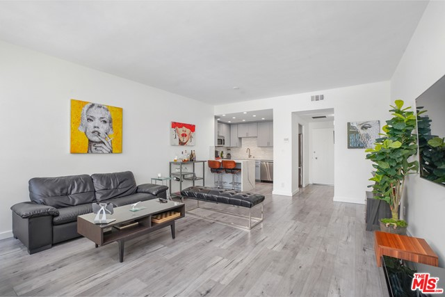 Be truly amazed by this impeccably renovated condo within the prestigious guard gated and ocean adjacent Edgewater Towers. Enjoy extravagant contemporary features such as stainless steel appliances, quartz countertops, custom cabinetry, laminate flooring, completely updated bathroom, and spacious master bedroom with balcony. Complex amenities include two salt water pools, 24 hour security, a tennis & basketball court, gym, multiple BBQ areas, private hiking trails, & multiple grassy areas w/ seating to watch the most mesmerizing sunsets over the Queens Necklace view of the Pacific Ocean coastline. Within close proximity to the Getty Villa, Caruso Village, 3rd Street Promenade and everything else that Pacific Palisades, Santa Monica, Venice, and Malibu have to offer, this condo provides an excellent lifestyle for any homeowner. Dont hesitate to start your new chapter in paradise, all within a very affordable price point for an oceanside property.