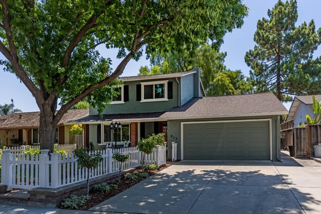 312 Grandpark Circle, San Jose, CA 95136