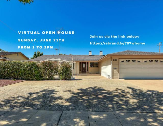 787 Homestead, Sunnyvale, CA 94087