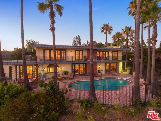 10932 SAVONA Road, Los Angeles, CA 90077