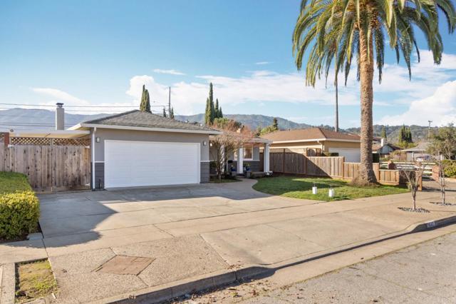 1642 Orchard View Drive, San Jose, CA 95124