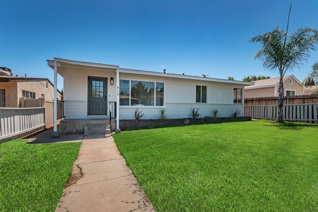 819 W 8TH Avenue, Escondido, CA 92025