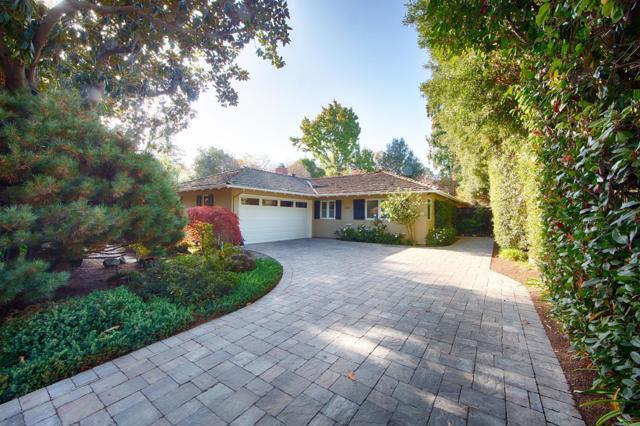 520 Rhodes Drive, Palo Alto, CA 94303