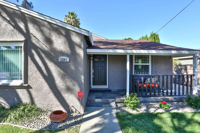 1261 Curtner Avenue, San Jose, CA 95125