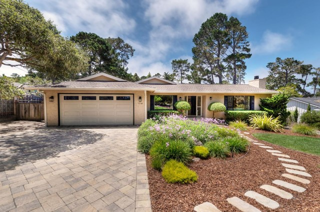 1114 Mestres Drive, Pebble Beach, CA 93953