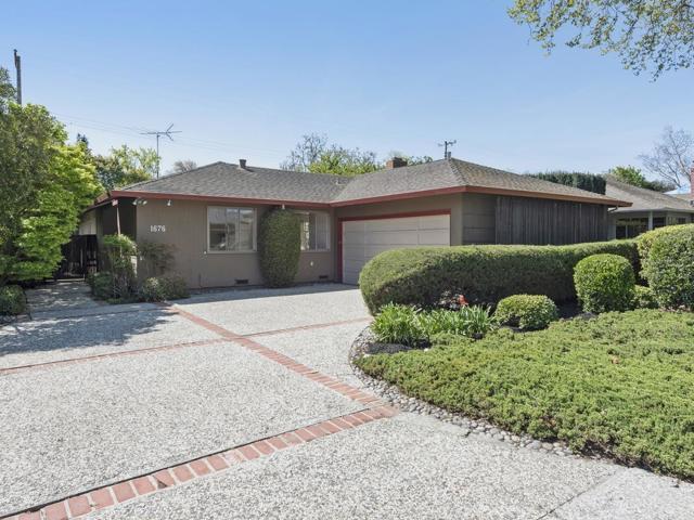 1676 Channing Avenue, Palo Alto, CA 94303