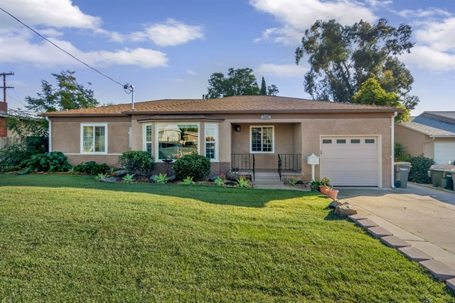 7387 Pomona Way, La Mesa, CA 91942