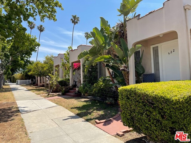We are pleased to present The Idaho Bungalows. Located in the highly desirable, prime Wilshire/Montana neighborhood  of Santa Monica, The Idaho Bungalows is just one block S of Montana Avenue & only 5 blocks from Ocean Avenue. The subject property offers a strategic, walk anywhere location, mere steps to Montana Avenue, Wilshire Blvd & 3rd Street Promenade shops & restaurants. The Idaho Bungalows are situated on a quiet, tree lined street & consist of  six charming Junior One Bedroom, One Bathroom Casitas, each of which are individually metered for gas & electricity & have individual water heaters. Each residence features a service porch with a rare entrance with the potential to add washer & dryers. The astute investor will quickly recognize that The Idaho Bungalows provides its residents with a platinum, walk anywhere location in one of the most sought after neighborhoods in the world.  This is a unique opportunity to own a charming, Wilshire/Montana, Santa Monica asset only five short blocks from the Ocean Avenue cliffs. Santa Monica is known for its superior climate, great night life, beaches, cultural diversity, & walkability.  *The subject property has a historic classification with the City of Santa Monica, and therefore is subject to a review as to whether or not it has any specific historic distinction.  Buyer to rely on their own investigation. Seller would consider a carry back loan, call listing agent to discuss.