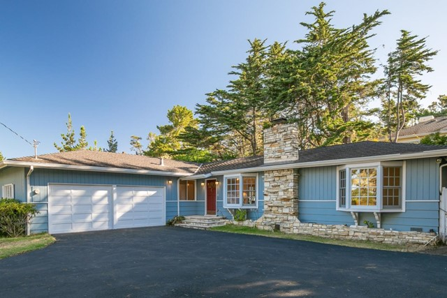 3033 Strawberry Hill Road, Pebble Beach, CA 93953