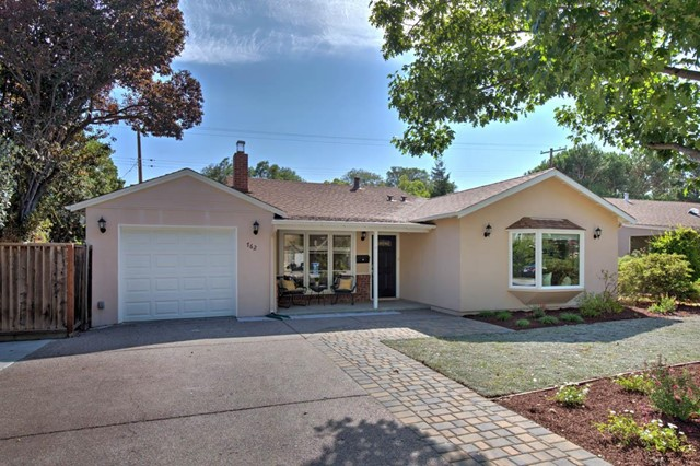 762 Montrose Avenue, Palo Alto, CA 94303