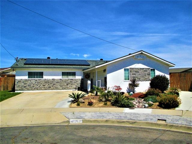 1325 Halley, San Diego, CA 92154