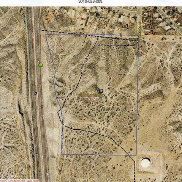 9 Vac/Ave R9/Barara Avenue, Palmdale, CA 93550