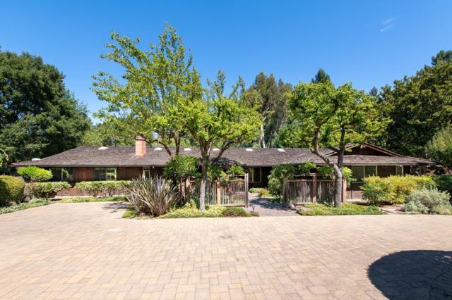 321 Grove Drive, Portola Valley, CA 94028