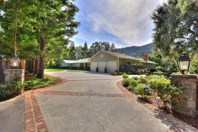 15269 Hume Drive, Saratoga, CA 95070