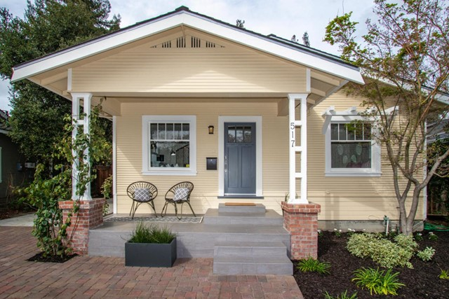 517 Laurel Avenue, Menlo Park, CA 94025