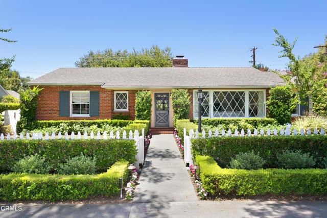 347 Plumosa Drive, Pasadena, CA 91107