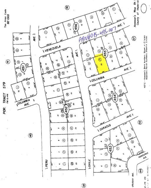 2136 Columbia Avenue, Salton City, CA 92275