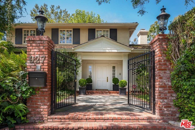 927 N WHITTIER Drive, Beverly Hills, CA 90210