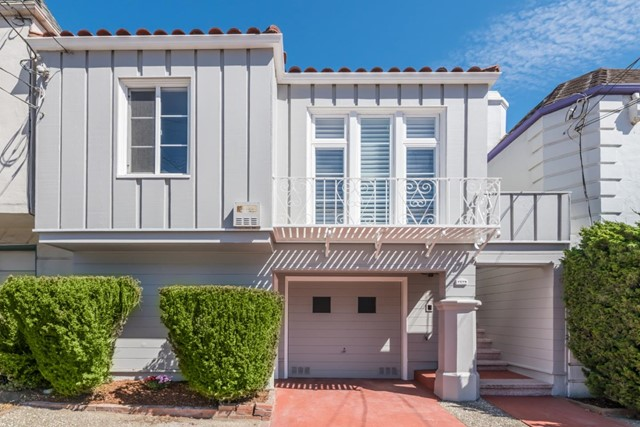 1618 36th Avenue, San Francisco, CA 94122