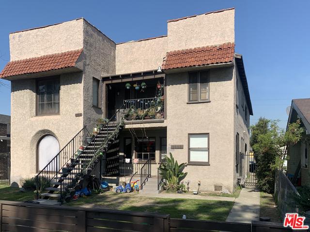 1111 W 45TH Street, Los Angeles, CA 90037