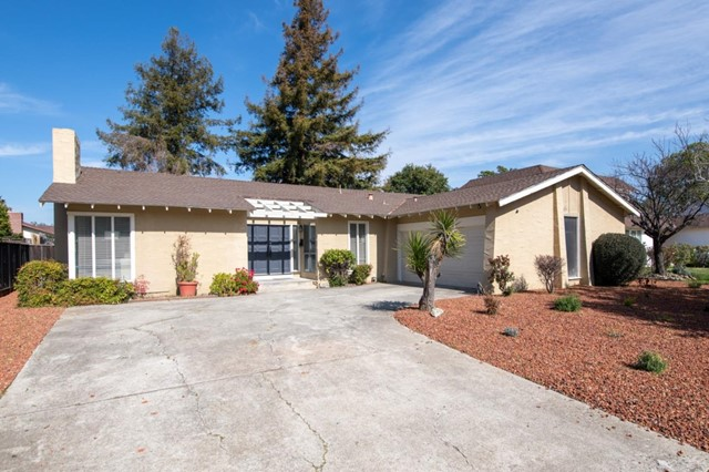 317 Los Pinos Way, San Jose, CA 95119