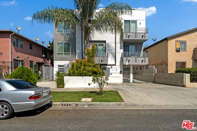5941 Barton Ave is a Stunning luxury 5 units Townhouse style building.Perfect for 1031 exchange or for investor that looking for newer construction non rent control income property.Prime Hollywood location minutes away from Sunset & Vine, Paramount & Raleigh studios, Larchmont Village, Hollywood Blvd and  Netflix. Each apartment is 3-story with private 2 car garages , and roof top deck  overlooking the city with great view. Each unit designed with open floor plans, modern kitchens with stainless steel appliances, white quartz countertops and   laundry in unit. Entire property is gated with controlled access security fencing and cameras. All units are individually metered for electricity, gas, and water.