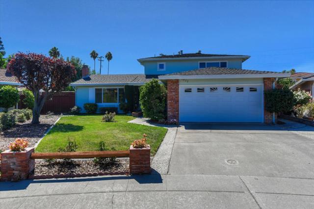 2822 Monte Cresta Way, San Jose, CA 95132