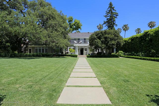 405 S Sierra Bonita Avenue, Pasadena, CA 91106