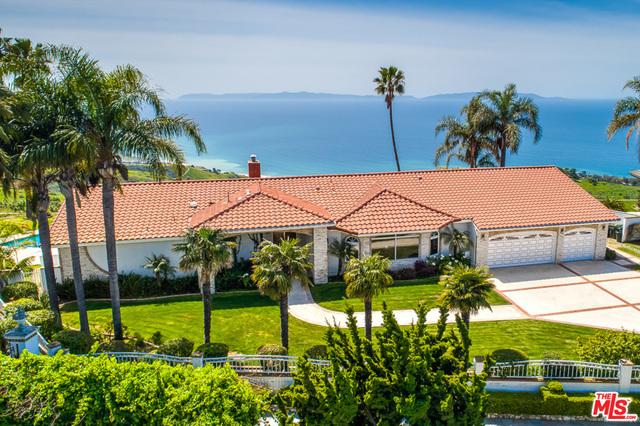 61 OCEANAIRE Drive, Rancho Palos Verdes, California 90275, 3 Bedrooms Bedrooms, ,3 BathroomsBathrooms,For Sale,OCEANAIRE,19451576