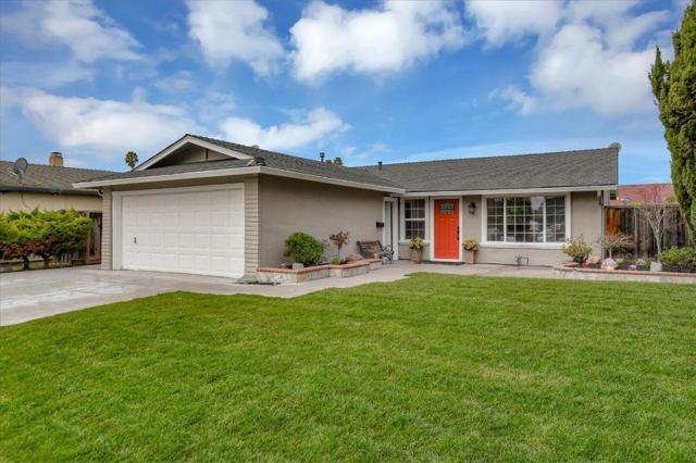 637 Parvin Drive, Milpitas, CA 95035