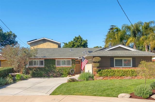 4630 Miramonte St., La Mesa, CA 91941